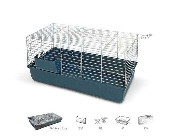 Kavez za zečeve Sonny